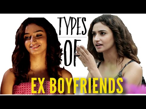 Types of EX-BOYFRIENDS - ODF