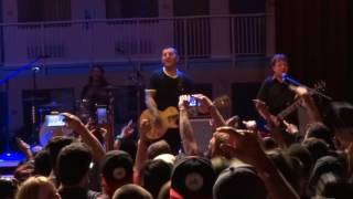 "Bayside - ""The Whitest Lie,"" ""Hello Shitty"" and ""Devotion and Desire"" (Live in San Diego 4-22-17)"