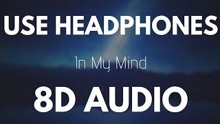 Dynoro & Gigi D'Agostino    In My Mind (8D AUDIO)