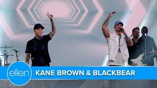 Kane Brown Performs 'Memory' with blackbear