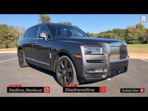External Review Video xHmEUxnxvjI for Rolls-Royce Cullinan SUV
