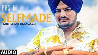 Selfmade-Chaache Maame Full Audio | PBX 1 | Sidhu Moose Wala | Ft Sunny Malton, Byg Byrd