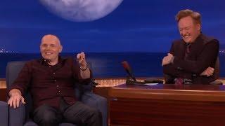 Bill Burr Making Conan Laugh Compilation
