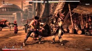 ויגיימס משחקים Mortal Kombat X - פרק 2