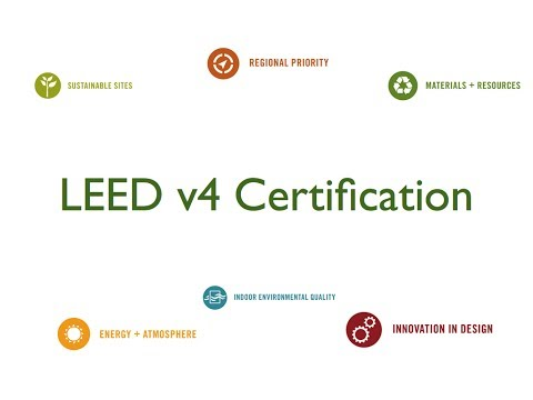 LEED® v4 Certification - YouTube