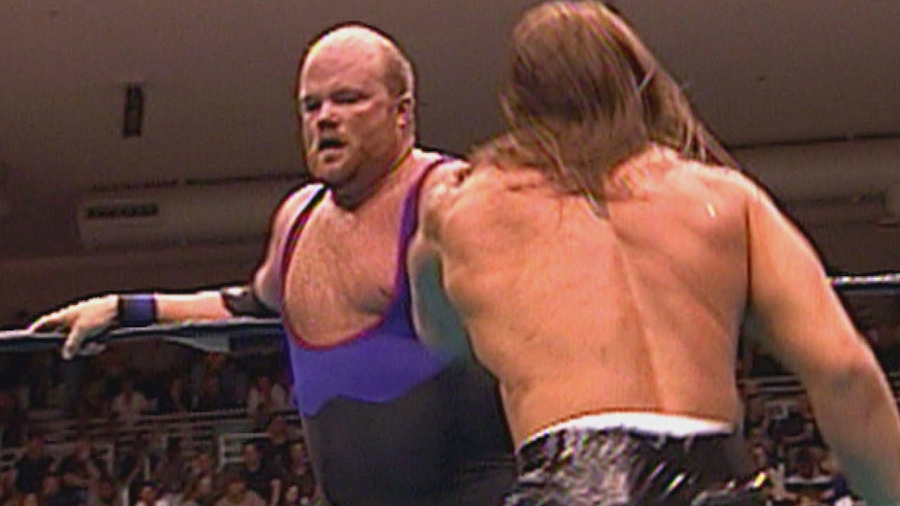 CW Anderson On Which WCW Legends Told Him He Wasn't 'Cosmetic Enough' For TV