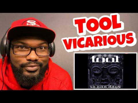 TOOL - VICARIOUS | REACTION