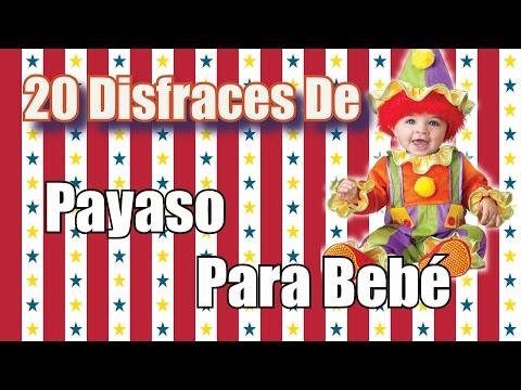 20 Disfraces De Payaso Para Bebe