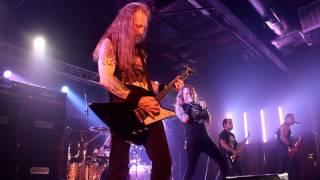 "Evil United - ""Dawn of Armageddon"" - Live Vibes 7"