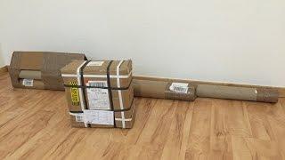 GORILLA SPORTS Bestellung - unboxing Video