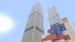 minecraft world trade center collapse free online videos best