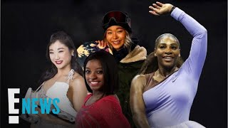 Female Athletes Who Dominated 2018 | E! News