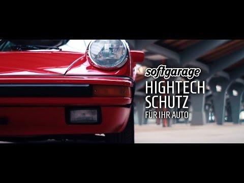 softgarage - Der Hightech-Schutz für Ihr Auto.
