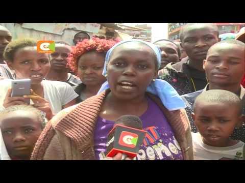 Download Watu 2 wafariki kufuatia kuporomoka jengo eneo la Kware