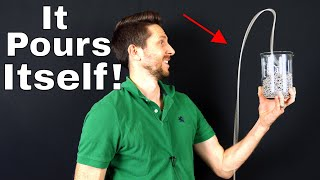 The Mind-Blowing Self-Pouring Chain Fountain—How Does It Actually Work?