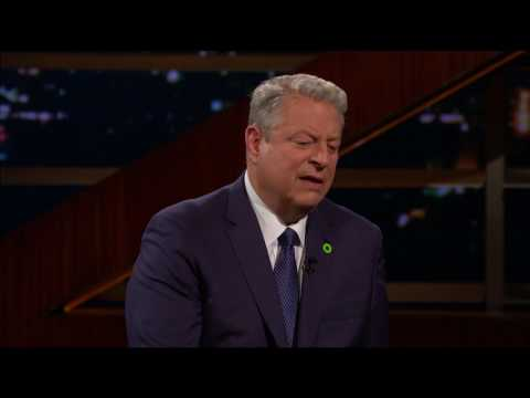 Al Gore: Be Inconvenient | Real Time with Bill Maher (HBO)