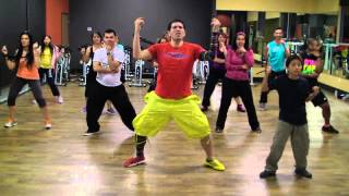 PSY - GENTLEMAN - Kpop Dance Fitness Class w/ Bradley - Crazy Sock TV by CrazySockTV