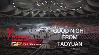 Taoyuan 2018 World Taekwondo Grand Prix Series September 19,2018,Wednesday