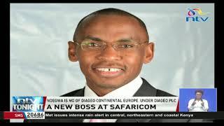 Peter Ndegwa appointed as Safaricom C.E.O, succeeds Bob Collymore