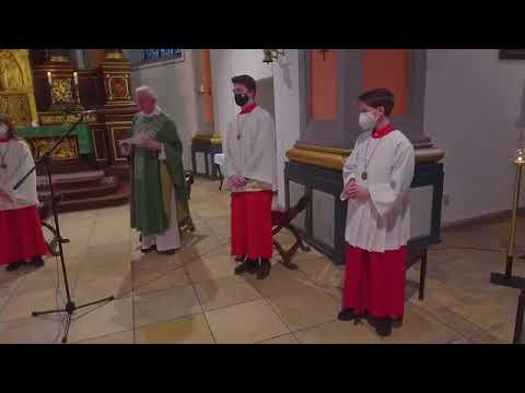 Sonntagsgottesdienst aus St. Katharina 17.01.2021