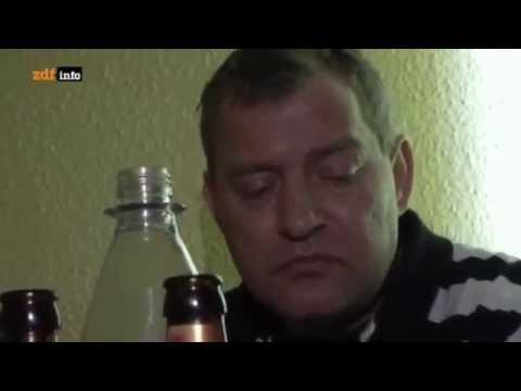 Der Mittelpunkt das Wohl des Alkoholismus