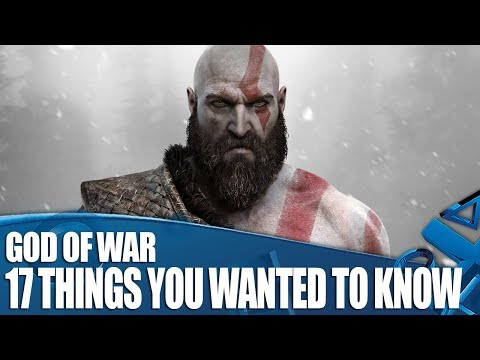 God Of War - 17 Things You Wanted To Know
