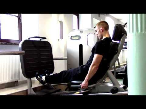 W trakcie ból mięśni