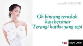 Putri   Bintangku ( Lyrics Video Official )