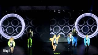 [FANCAM] 20120824 2NE1 - Don't Stop the Music | Nokia Theatre L.A. Live
