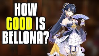 【Epic Seven】 How To Build & Use Bellona & Should You Summon?