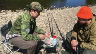 Хабаровский край рыбалка на реке хор