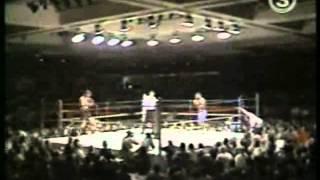 ВСЕ БОИ  Майк Тайсон !!! (15 бой из 67) 1986г