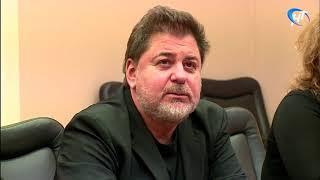 Александр Цекало планирует открыть в Великом Новгороде древнерусское детективное агентство