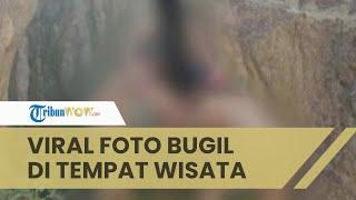 Viral Foto Dua Pria dan Satu Wanita tanpa Busana di Tebing Koja Tangerang, Polisi Turun Tangan