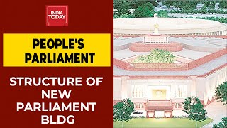 People Of India To Get New Parliament; Take A Look At Structure Of New Parliament Building - Download this Video in MP3, M4A, WEBM, MP4, 3GP