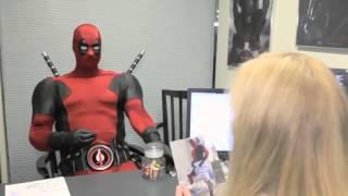 Как вышла игра Deadpool Часть 1