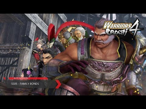 Warriors Orochi 4 - (SS-05) - Family Bonds (Chaotic Difficulty)