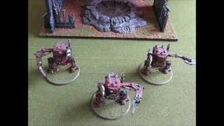 WH40K Apocalypse Formation Orks Dread Mob Warhammer 40K