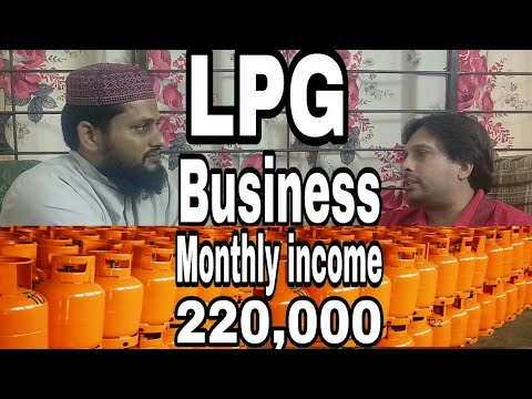 Liquefied Petroleum Gas , Business idea udru