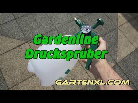 Drucksprüher Gardenline bei Aldi Süd