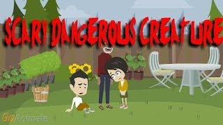 Summer vacations horror story(Animated in Hindi) |IamRocker|