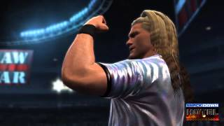 WWE '13 SDH Creations: Chris Jericho '99 Fixed Entrance