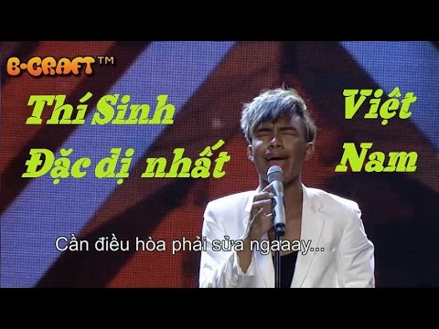Thí sinh Đặc dị nhất X-Factor VN - Dàn xếp bởi TÙNG TÔM & DŨNG KWEI TEI