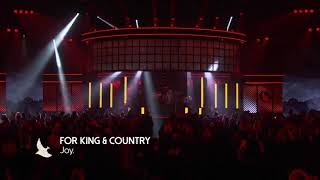 For KING & COUNTRY   Joy | 49th GMA Dove Awards 2018