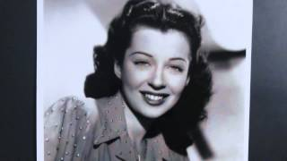 """GAIL RUSSELL TRIBUTE #25-""""THE TWELFTH OF NEVER"""""""