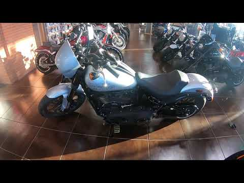 2020 Harley-Davidson Softail  Low Rider S FXLRS with Full Exhaust and Bronzed Collection
