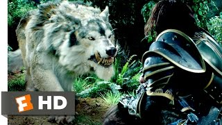 Warcraft - Warriors and Worgs Scene (2/10)   Movieclips