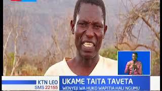 Wenyeji Taita Taveta wapitia hali ngumu baada ya uhaba wa mvua