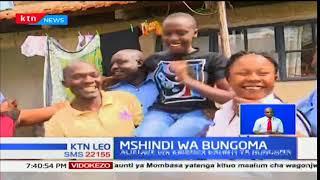 Wazazi wa mwanafunzi wa kwanza Bungoma, Loreen Baraza wafurahishwa na matokeo hayo