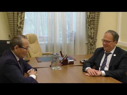 Интервью Александра Ким-Кимэна с заместителем Секретаря Общественной палаты РФ Владиславом Гриб